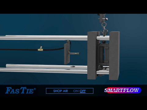 SMARTFLOW FasTie – Center Knockout Application, Center Ejector Bar