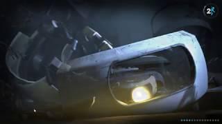 Yahu portal gun niye turunculu deyil ):.Portal 2 bölüm 1