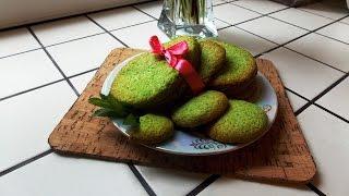 мятное печенье к празднику и на каждый день