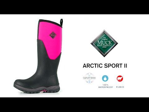e097fc49a2dd9 The Women's Arctic Sport II Boot   The Original Muck Boot Company. Muck  Boots