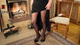 OMSA - Femme Fatale Pantyhose Review.