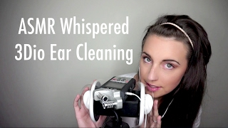 ASMR Whisper 3Dio Ear Cleaning