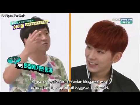 Monsta X Weekly Idol - Rush (Hun Sub)