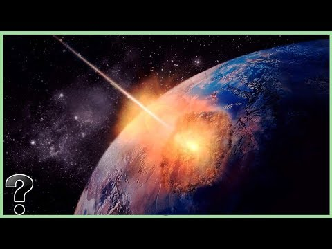 What If An Asteroid Hit Earth At The Speed Of Light?