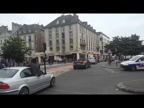 Mariage de fou à Nantes