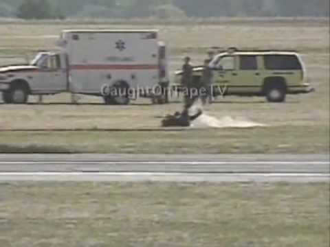 82nd Airborne Paratroopers Accident
