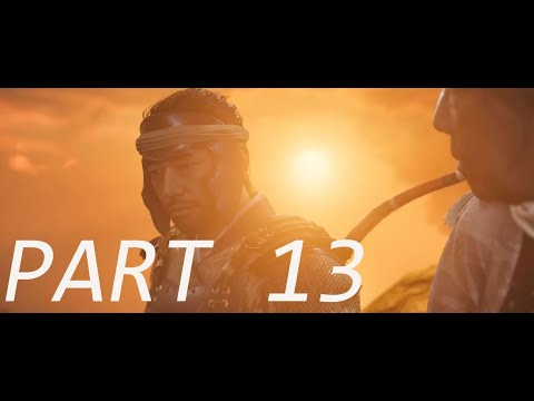 GHOST OF TSUSHIMA GAMEPLAY PART: 8 | PS4 | WALKTHROUGHT | YOUSHOTDAT from YouTube · Duration:  41 minutes 46 seconds
