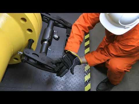 Separador de Flange Hidraulico SG13TE - Equalizer/ parte 1