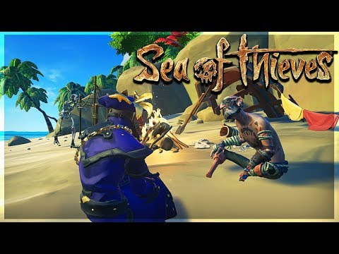 We're LIVE! 💣PvP Warlord vs High Seas/Chest Farm too! - Sea of Thieves Gameplay