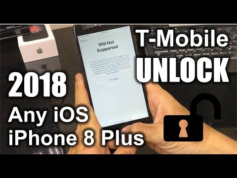 How To Unlock IPhone 8 Plus From T-Mobile To Any Carrier