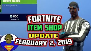 FORTNITE ITEM SHOP UPDATE MARSHMELLO SKIN, NFL SKINS, FREE PIGSKIN TOY FEBRUARY 2, 2019