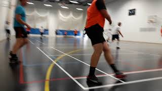 Rugby Rovers FC vs G.Gs. Match Footage Part 1. Season 2.