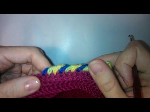 Пинетки, носочки » Ниткой - вязаные вещи для вашего дома