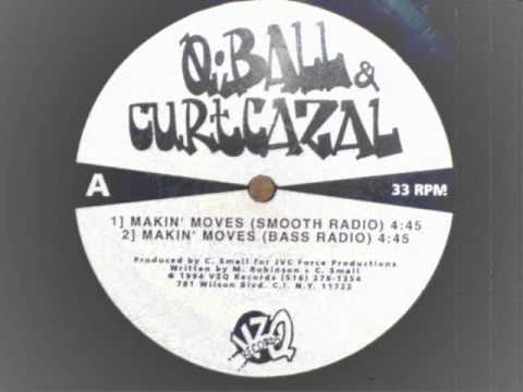 Q-Ball & Curt Cazal - One Time
