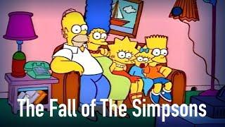 La Caída de Los Simpsons: ¿Cómo Sucedió