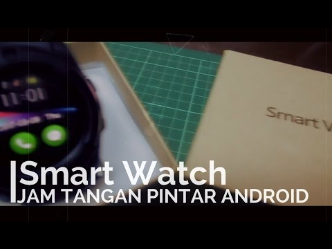 Smart Watch (Jam tangan pintar) Murah Type V8 (Samsung Gear style)