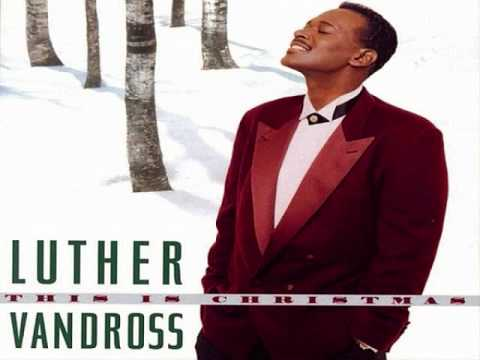 R&B CHRISTMAS MEDLEY - O'Jays - Emotions - Luther Vandross