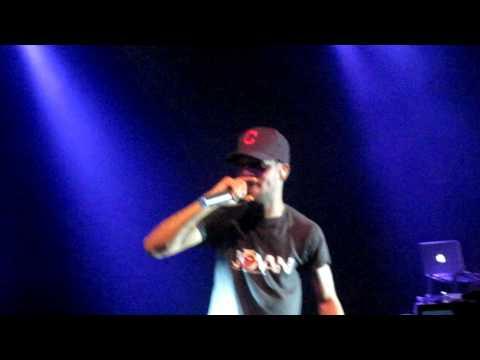 Kid Cudi Freestyle (Live)