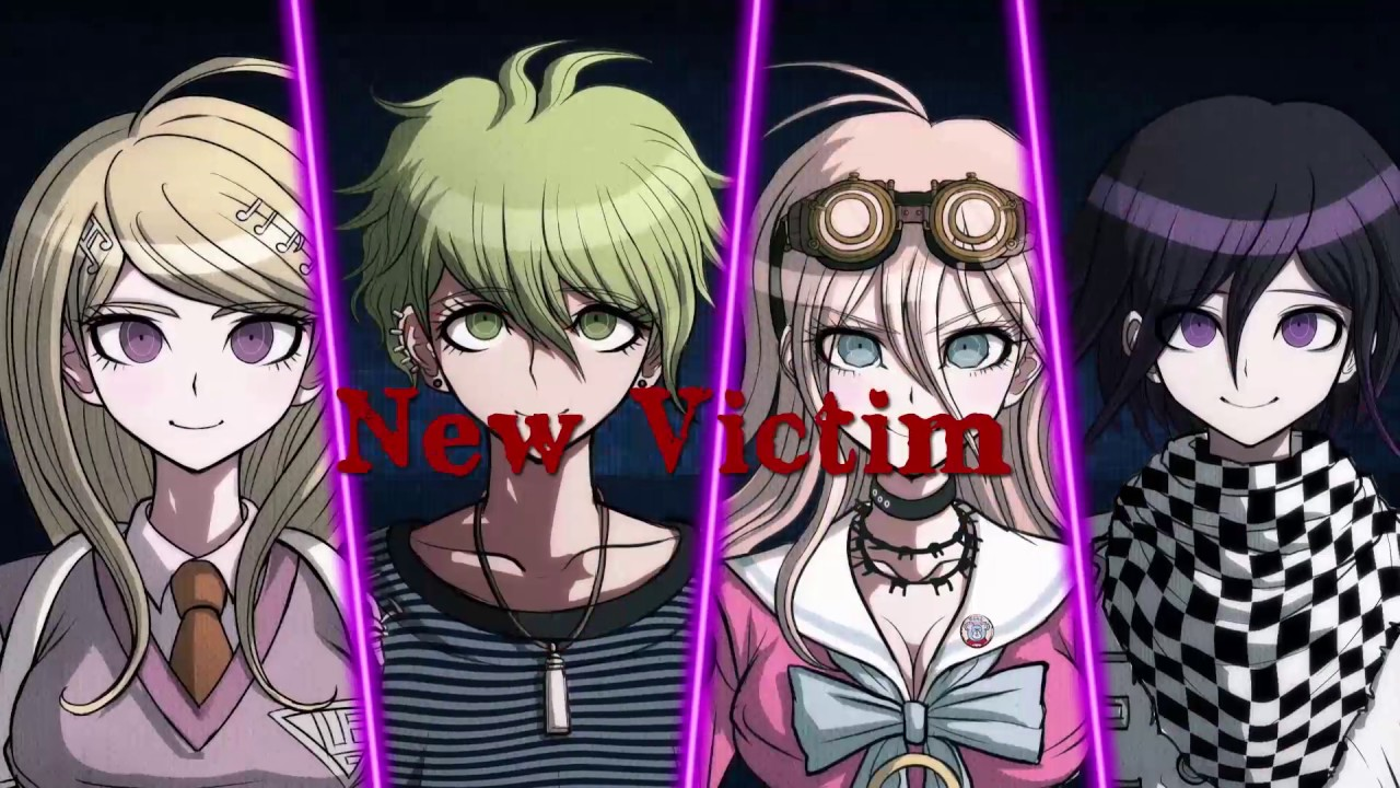 Danganronpa V3 Killing Harmony Ps4 Ps Vita Youtube