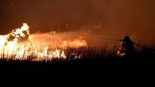 Why is Oklahoma seeing an increase in wildfires?