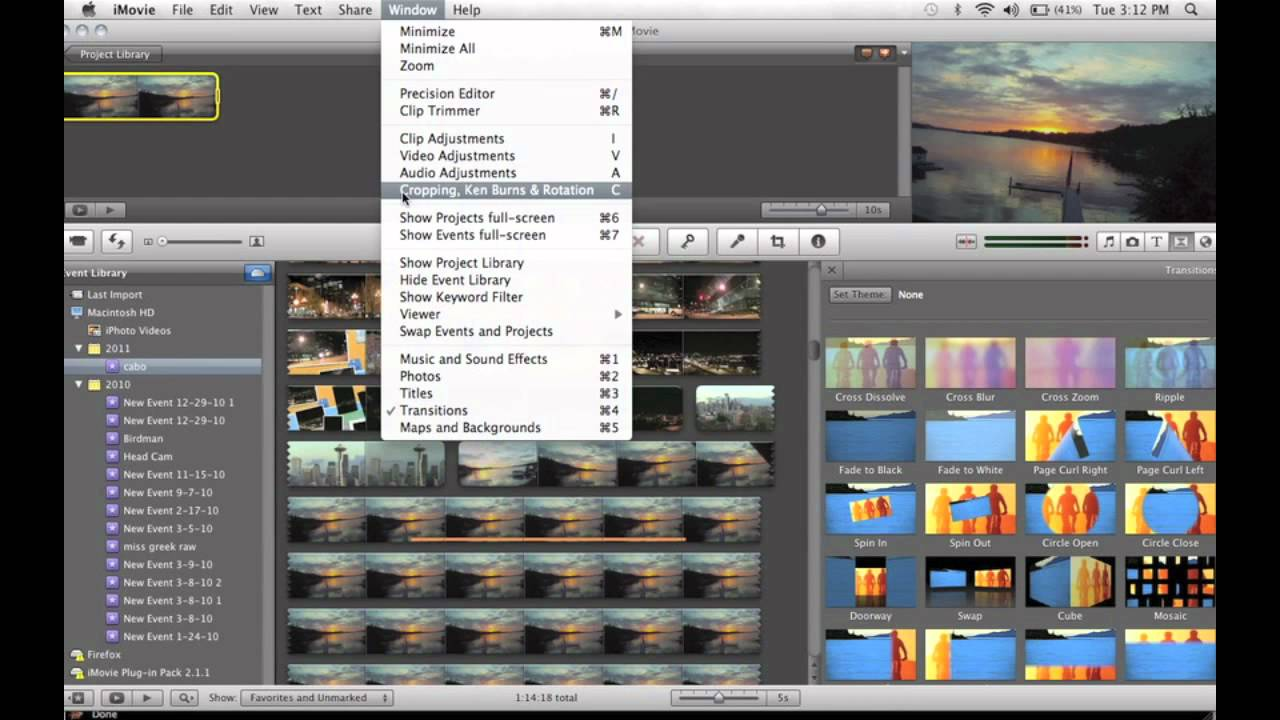 How to flip video in imovie rotate video horizontally and how to flip video in imovie rotate video horizontally and vertically youtube ccuart Images