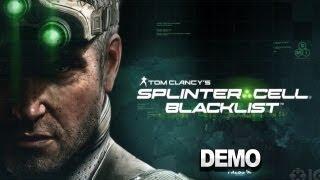 Splinter Cell Blacklist Stealth Demo