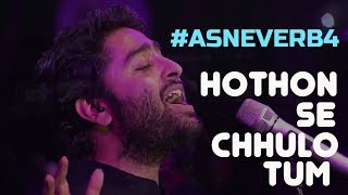 Hothon Se Chhulo Tum - Arijt Singh Live   ASNeverB4   Old Songs Medley mp3 song download