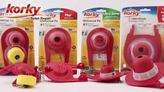 toilet flapper with float. Find the right flapper for your toilet Plus  Adjustable Flapper www korky com