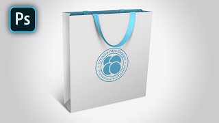 e22906cf07d7 Put your Logo Designs on Bags using Photoshop Mockup
