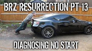 BRZ Resurrection Pt 13 - Diagnosing A Lack Of Vroom