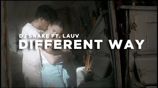 DJ SNAKE - DIFFERENT WAY - SIMONA MEREU CHOREO