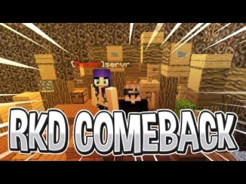 RKD COMEBACK! ft. SERVR (CES)