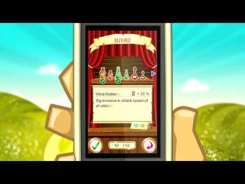 Fantasy Kingdom Defense official trailer