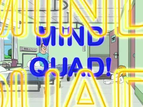 Mind Quad American Dad S05E01