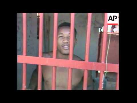 DOMINICAN REPUBLIC: 3 INMATES KILLED IN ATTEMPTED PRISON BREAKOUT