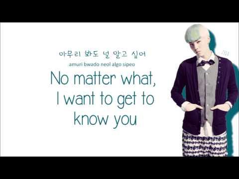 B.A.P -  Crash (Color Coded Lyrics: Hangul, Romaji, English)