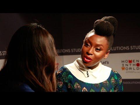 WITW TOYOTA SOLUTIONS STUDIO 2017: Chimamanda Ngozi Adichie