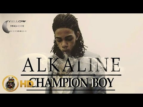 Alkaline - Champion Boy (Final Mix) [Fire...
