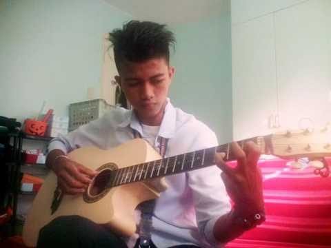 Tears in heaven by (Eric Clapton) Fingerstyle cover by (Angelo luzon Doctor)
