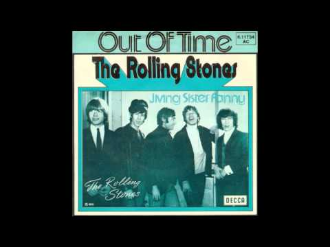 The Rolling Stones  Out Of Time Single