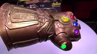 The Official Marvel Legends Infinity Gauntlet