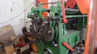 Станок для изготовления гофроотводов ЕКМ - 60(Станок предназначен для серийного производства гофрированных отводов из прямых предварительно сваренных..., 2013-09-13T13:26:39.000Z)