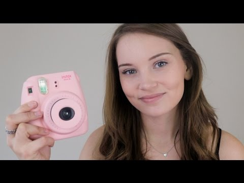 Polaroid ASMR - Let Me Take Your Picture!