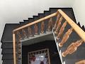 Kho Tư liệu Xây dựng - Lan can cầu thang gỗ Ash | Lan can cầu thang gỗ Tần bì mp3 indir