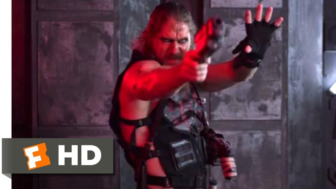 Battle Star Wars (2020) - Telekinetic Fight Scene (9/10)   Movieclips