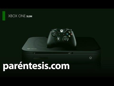 #JuevesGamer: Xbox One Slim en E3 y Final Fantasy en México