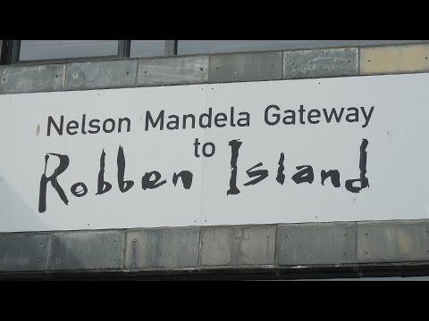 Robben Island Cape Town South Africa 2016