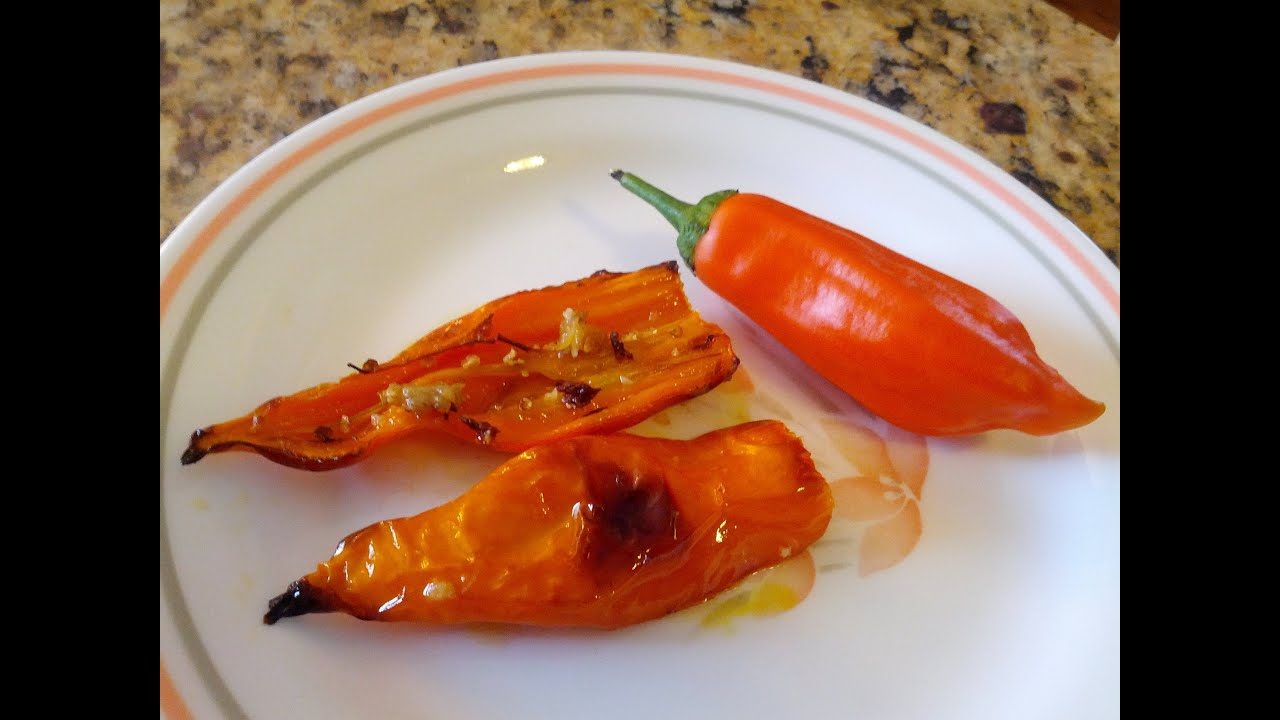 Pepper Finance Reviews Aji Amarillo Pepper From Refining Fire Chiles