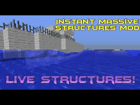 1 12 1 11 1 10 1 9 1 8 1 7 Instant Massive Structures Mod