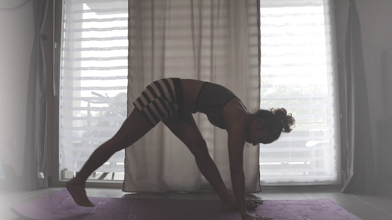 Let's Yoga | Yoga for Neck and Back Pain - YouTube
